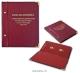 Красная книга. Альбом с листами для серии биметаллических монет СССР и России